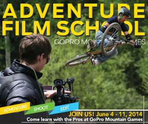 GoPro Mountain Games Ad