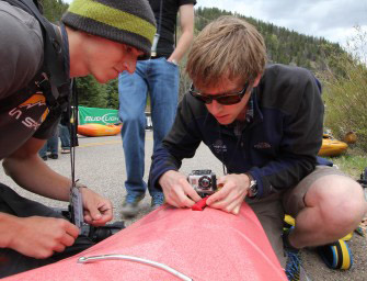 Cliffs, Creeks and Cameras: Screening Adrenaline