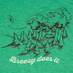 Meridian Line - Breezy Does It (Featured)