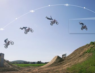HEXO+ Autonomous Drone for Adventure & Action Sports Filmmakers