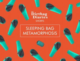 Sleeping Bag Metamorphosis