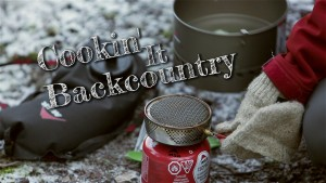 cooking it backcountry stove and cold fall camping day in the pacific northwest