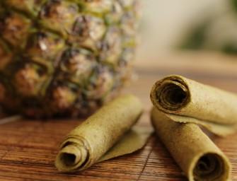 Pineapple Nectarine Leather