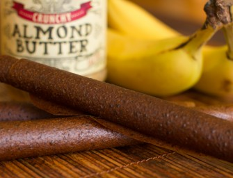 Chocolate PB Banana Leather